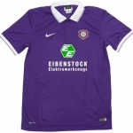 Nueva camiseta Erzgebirge Aue 2014/15 local