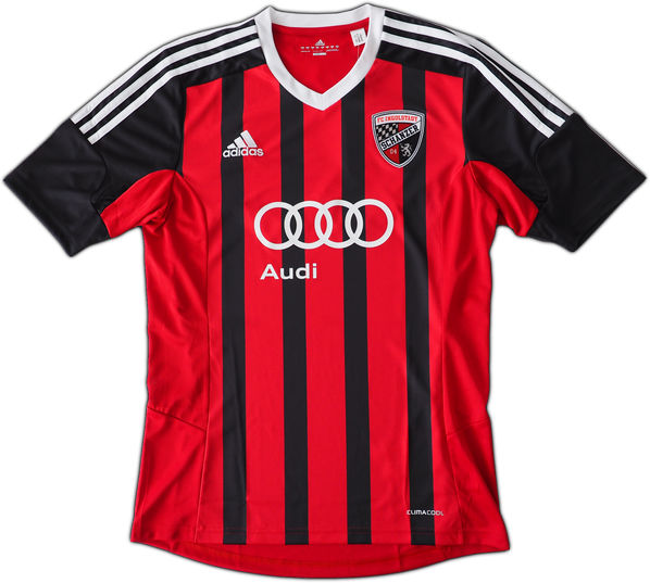 Nueva camiseta Ingolstadt 2014/15 local
