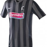Tercera camiseta SC Freiburg 2014/2015