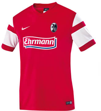 Nueva camiseta SC Freiburg 2014/2015 local