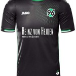 Tercera camiseta Hannover 2014/2015