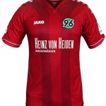 Nueva camiseta Hannover 2014/2015 local
