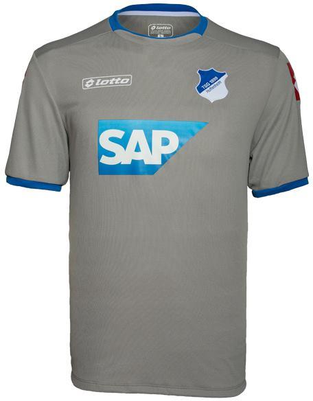Nueva camiseta Hoffenheim 2014/2015 visitante