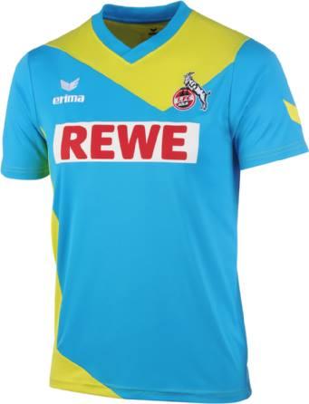 Tercera camiseta FC Köln 2014/2015
