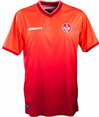 Nueva camiseta Kaiserslautern 2014/15
