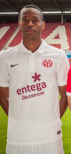 Nueva camiseta Mainz 05 2014/2015 visitante