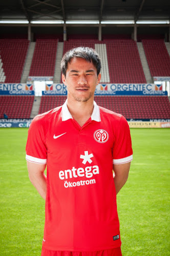 Nueva camiseta Mainz 05 2014/2015 local