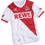 Nueva camiseta FC Köln 2014/2015 local