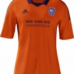 Tercera camiseta Osnabrück 2014/15