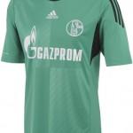 Tercera camiseta Schalke 04 2014/2015