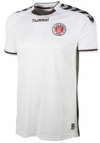 Nueva camiseta St Pauli 2014/15 visitante