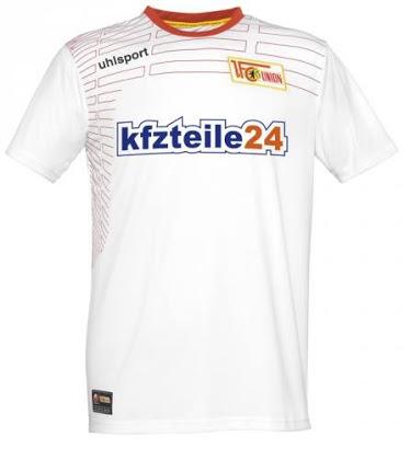 Nueva camiseta Union Berlin 2014/15 visitante
