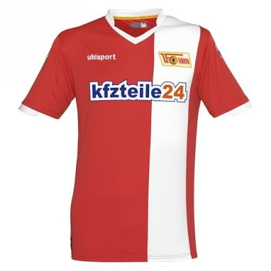 Nueva camiseta Union Berlin 2014/15 local