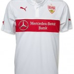 Nueva camiseta Stuttgart 2014/2015 local