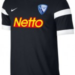 Nueva camiseta Bochum 2014/15 visitante