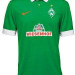 Nueva camiseta Wolfsburg 2014/2015 local