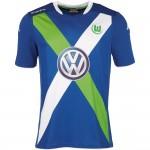 Tercera camiseta Wolfsburg 2014/2015