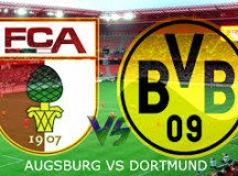Dónde puedo ver Augsburg vs Borussia Dortmund