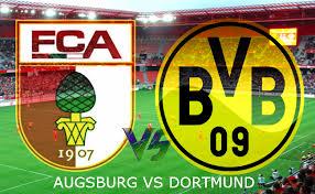 A qué hora juega Augsburg vs Borussia Dortmund