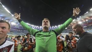 Neuer futbolista del año. Foto: DPA faz.net