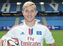 Lewis Holtby llega cedido al Hamburger SV