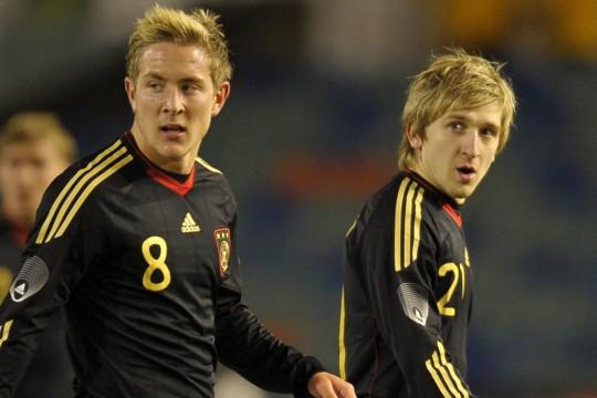 Marko Marin y Lewis Holtby, o el sueño de la selección nacional