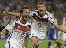Alineaciones Alemania vs Argentina