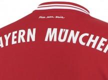 Mia san mia en la camiseta del Bayern