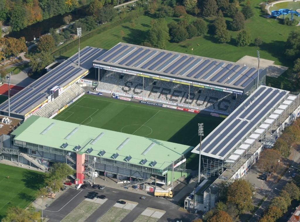 MAGE Solar Stadion, actual casa del Freiburg. foto: eropa.panduanwisata.com