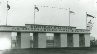 Kampfbahn Glückauf, primer estadio del Schalke