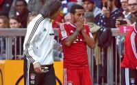 Thiago Alcántara se lesiona y pasará de nuevo por el quirófano