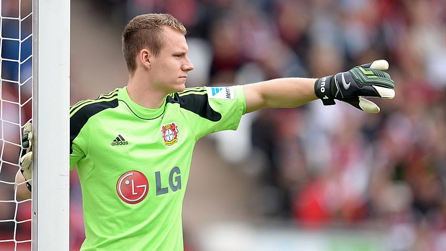 Bernd Leno tiene contrato en Leverkusen hasta 2018, ¿se irá?Foto: bundesliga.de
