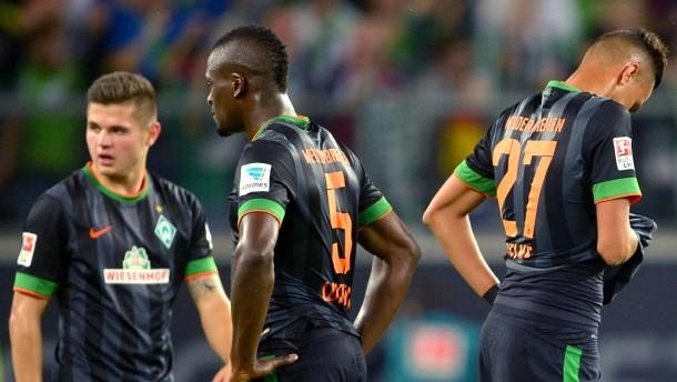 Werder Bremen se endeuda para evitar el descenso