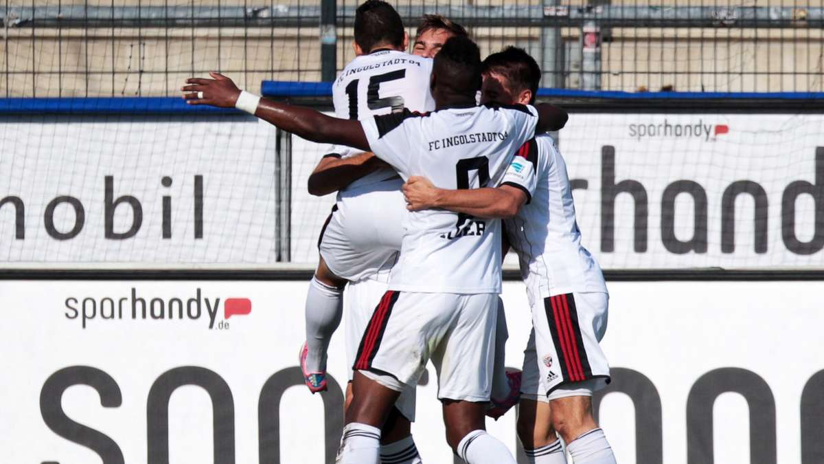 Ingolstadt a ritmo de ascenso y de récords