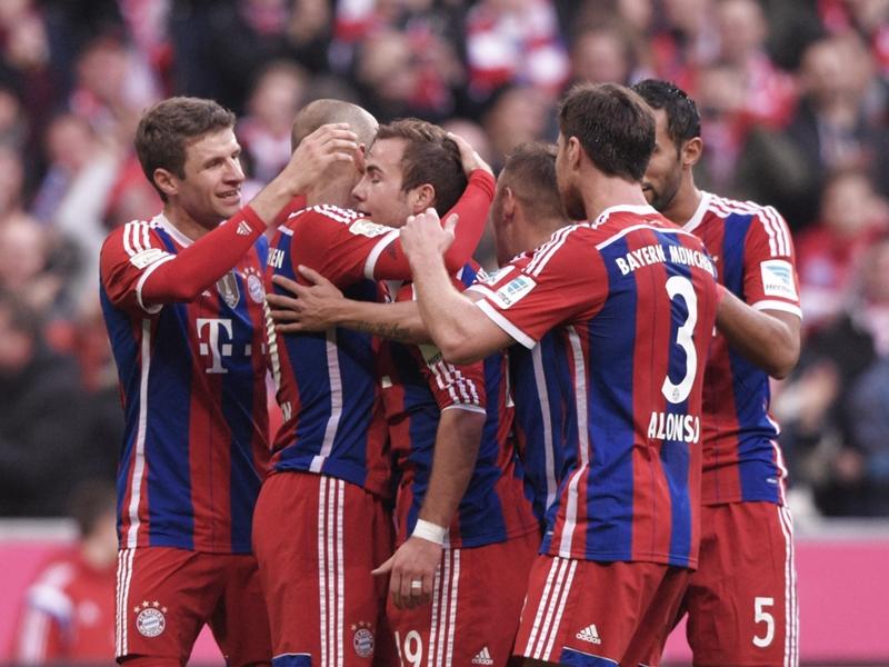 Mejores goles de la Bundesliga