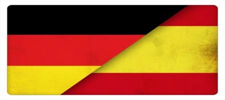 A qué hora juega España vs Alemania hoy