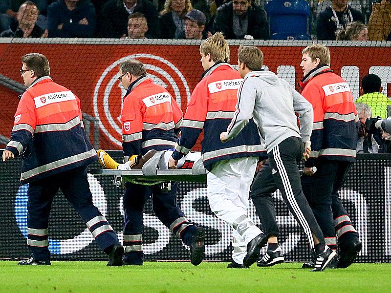 La lesión de Da Costa en Düsseldorf será una baja más que sensible para el conjunto bávaro. Foto: Getty Images.