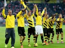El Borussia Dortmund incrementa sus ingresos trimestrales