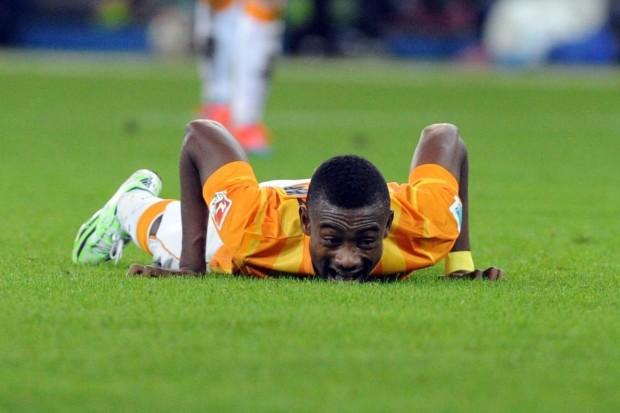 Salomon Kalou refleja la crisis del Hertha