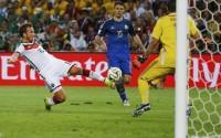 Mario Götze subasta botas mundial