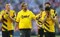 Borussia Dortmund en descenso