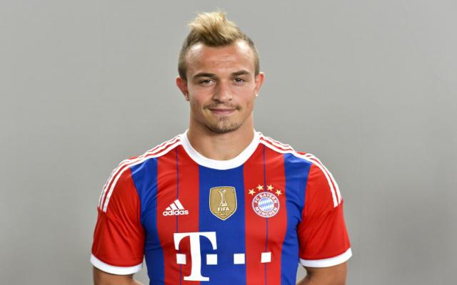 Xherdan Shaquiri Bayern München InterXherdan Shaquiri Bayern München Inter