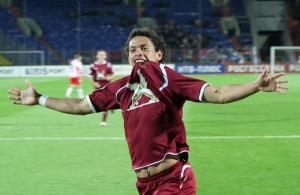 Carlos Eduardo jugó 11 partidos en esta temporada para el Rubin Kazan. Foto: kicker.de//imago