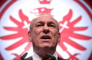 Peter Fischer Eintracht Frankfurt