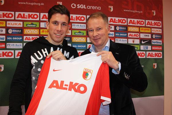 Foto: www.fcaugsburg.de