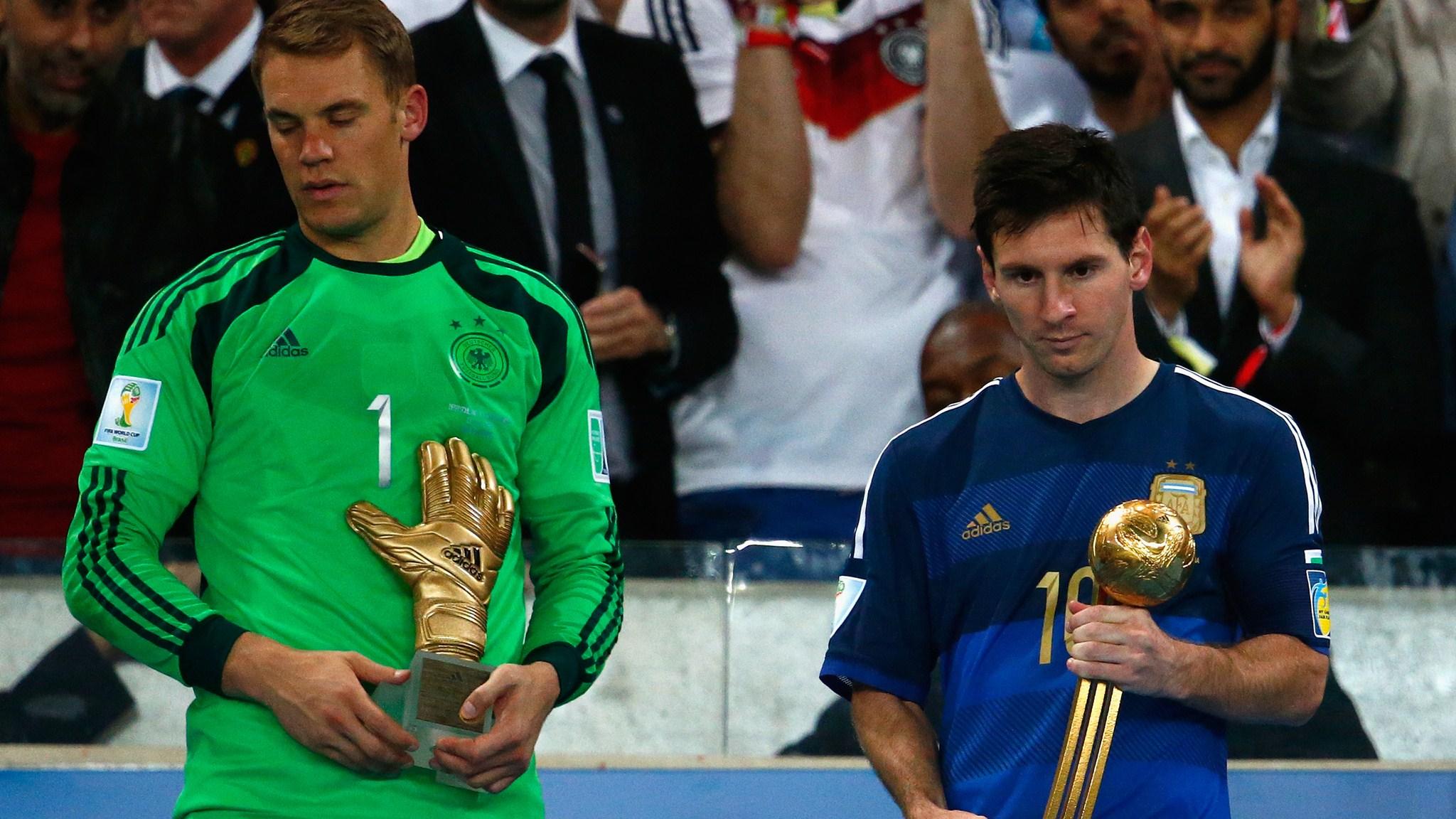 Manuel Neuer Mejor Portero Mundo 2014