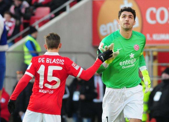Stefanos Kapino Mainz 05