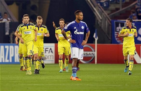 Roberto Di Matteo Schalke 04