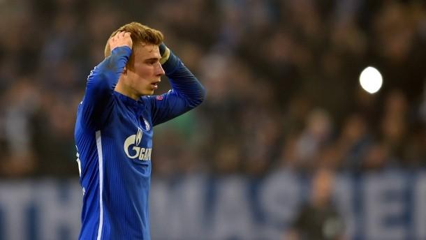 Schalke 04 Wellenreuther Platte