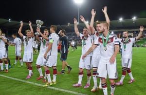 Alemania Ronda Élite Europeo Sub-19